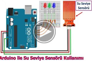 mBlock ile Arduino – Ders 12 # Sıvı Seviye Sensörü