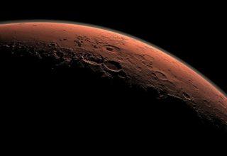 'Kızıl Gezegen'de 100 bin yıllık keşif