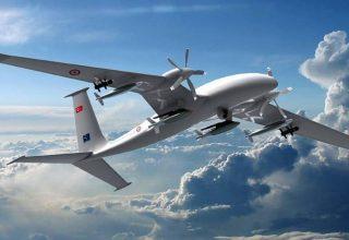 Türkiye'nin ilk taarruzi insansız hava aracının belgeseli yayınlandı