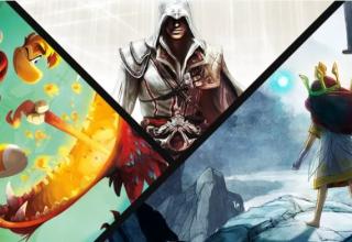 Ubisoft üç büyük oyunu ücretsiz veriyor!