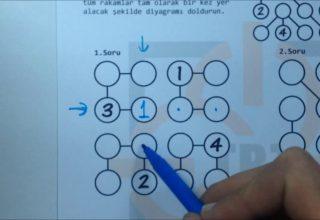Zincir Sudoku Nasıl Çözülür?