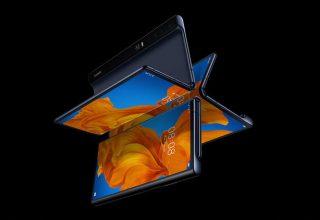 Huawei Mate V: Ekranı katlanabilen bir telefon daha