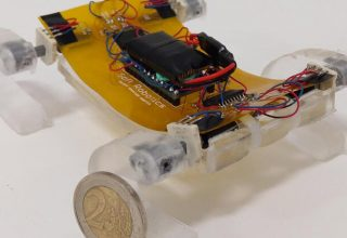 Göçük altında kalanlara ulaşabilecek minyatür robot geliştirildi