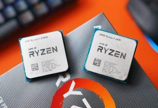 Ryzen XT işlemcilerin frekans değerleri belli oldu!