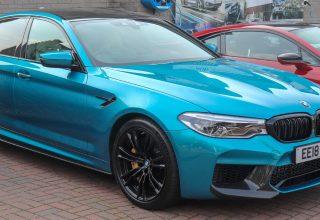 Elektrikli BMW M5 özellikleri ile sınırları zorlayacak!
