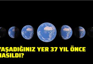 İşte Google Earth Timelapse ile geçmişten günümüze Türkiye ve dünya…