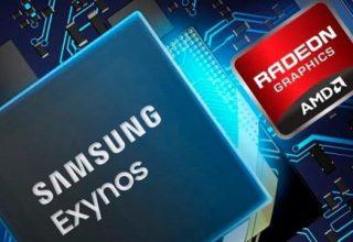 Samsung laptop işlemcileri için AMD ile anlaştı